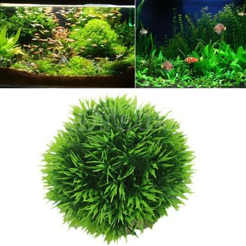 2016 fish aquarium decorations Artificial Simulation plants Decoration Fish Tank Landscape Decoration aquarium accessories