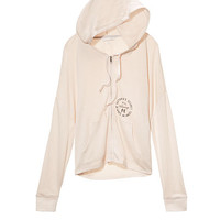 Zip Hoodie - Supersoft Lounge - Victoria's Secret