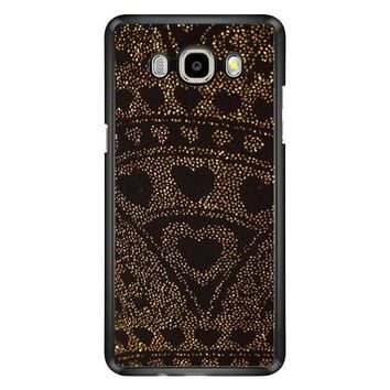 Asos Leggings In Glitter Heart Samsung Galaxy J7 Case | Casefruits