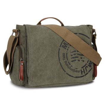 Nahm Military Messenger Bag