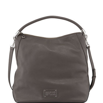 New Too Hot to Handle Hobo Bag, Faded Aluminum - MARC by Marc Jacobs