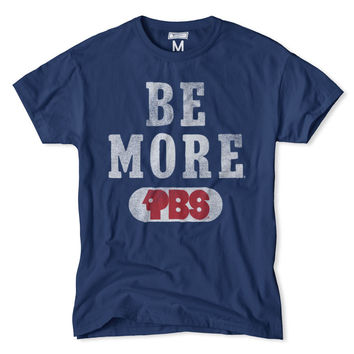 "PBS ""Be More"" T-Shirt"