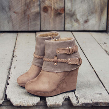 The Knit & Sock Booties