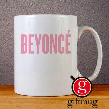 Beyonce Ceramic Coffee Mugs