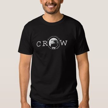 It's Just a Hipster Crow T Shirt