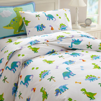 Olive Kids Dinosaur Land Full Duvet Cover - 81412
