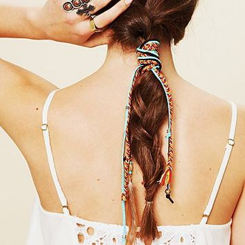 Free People Mixed Thread Hair Wraps
