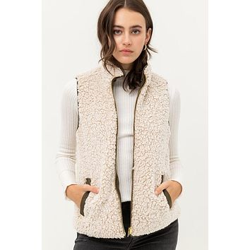 Everly Reversible Vest