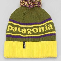 Patagonia Powder Town Beanie- Green One