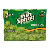 Original Deodorant Soap Soap Irish Spring