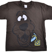 TS141749-BS BROWN BOYS-SCOOBY DOO