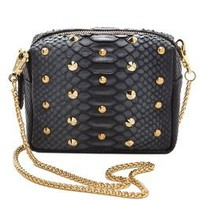 BE & D Pippa Python Cross Body Bag | SHOPBOP