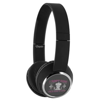 Cooking Headphone I Dont Cook Im A Chefs Wife Wireless Bluetooth Headphones Beebop