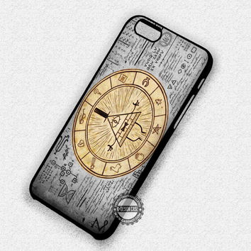 Gravity Falls Map - iPhone 7 6 Plus 5c 5s SE Cases & Covers