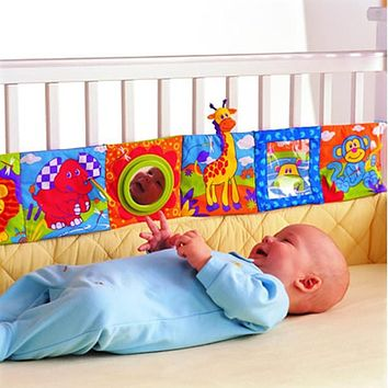 Colorful Bed Bumper