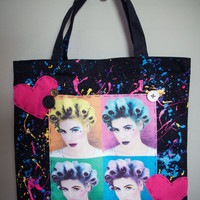 Marina & the Diamonds- ELECTRA POP Tote Bag