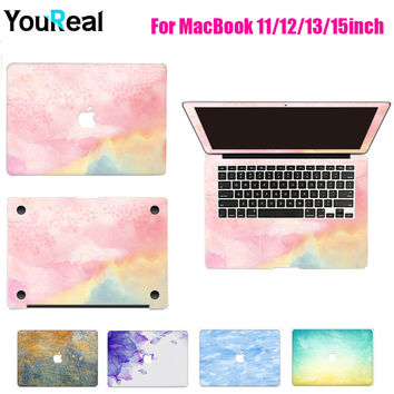 Super Cool Laptop Sticker For MacBook Air 11 13 / Pro 13 15/ Retina 12 13 15 inch Notebook Skin Computer Stickers Cover
