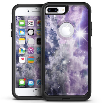 Sparkly Space - iPhone 7 or 7 Plus Commuter Case Skin Kit