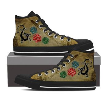D&D Role-playing Shoes-Clearance