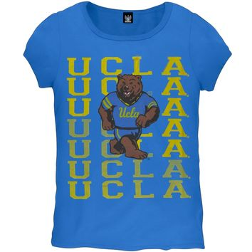UCLA Bruins - Team & Logo Girls Youth T-Shirt