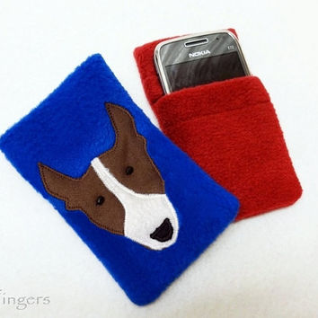iPhone, Smart Phone Sleeve for Dog Lovers