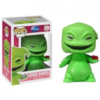 Nightmare Before Christmas Oogie Boogie Pop! Vinyl Figure : Forbidden Planet