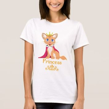 Princess Kitten T-Shirt