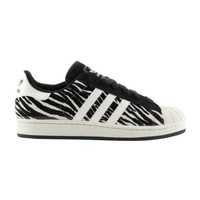 Adidas Women Superstar II (Zebra): Shoes