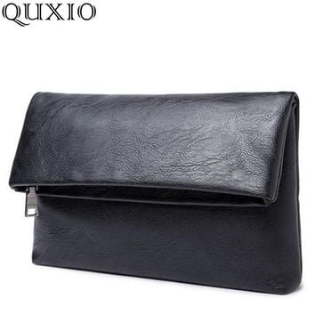 Famous Brand Men Wallet Luxury Long Clutch Handy Bag Moneder Male Leather Purse Casual Men's Clutch Bags carteira Masculina CH03
