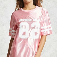 Beverly Hills 82 Graphic Top