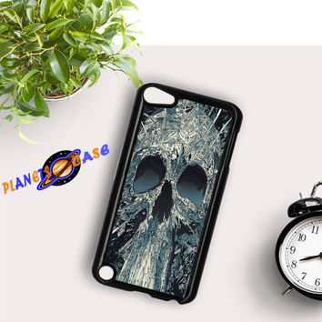 Abstract Skulls Artwork iPod Touch 6 Case Planetscase.com