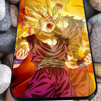 Dragon Ball Z Goku for iPhone 4/4s, iPhone 5/5S/5C/6, Samsung S3/S4/S5 Unique Case *99*
