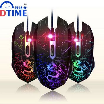 USB Optical Wired Gaming Mouse