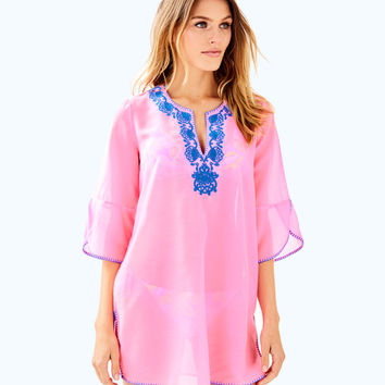 Piet Cover Up | 30437-pinksunset | Lilly Pulitzer