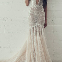 Grace Mermaid Gown | Moda Operandi