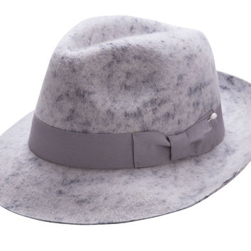 Men's Micro Fur Felt Pinch Hat H-48