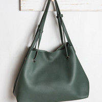 The Commuter Tote Bag - 2 Colors