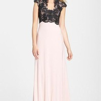 Adrianna Papell Long Mother of the Bride Formal Dress