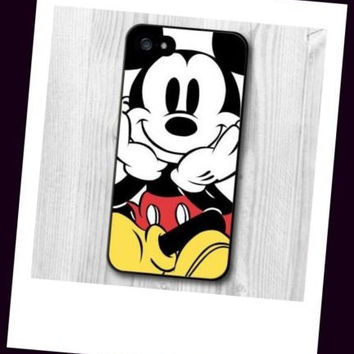 Disney Mickey Mouse character SELFIE cell phone case for iPhone 6 Disney NEW