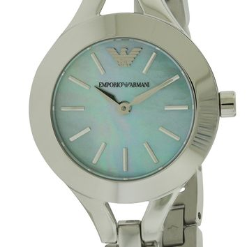 Emporio Armani Stainless Steel Watch AR7416