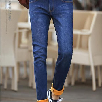 Thermal Denims for Men -a fashion statement for winters
