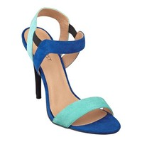 Nine West: Inspire Open Toe Heels