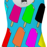Popsicles Swimsuit created by trilogy-anonymous | Print All Over Me