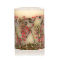 ROSY RINGS RED CURRANT & CRANBERRY BOTANICAL CANDLE (2 SIZES)
