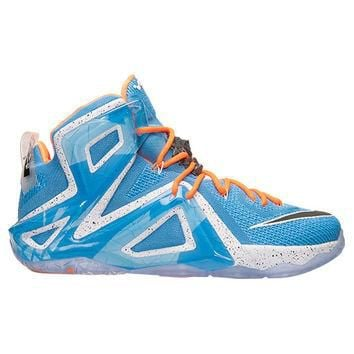 Men\u0027s Nike LeBron 12 Elite Basketball Shoes