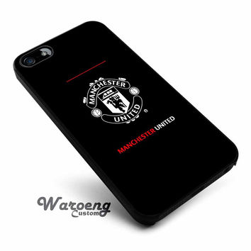 manchester united black iPhone 4s iphone 5 iphone 5s iphone 6 case, Samsung s3 samsung s4 samsung s5 note 3 note 4 case, iPod 4 5 Case