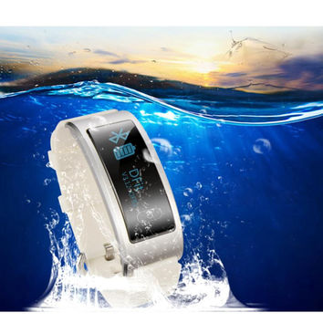 Waterproof IP68 Smart Watch Android Heart Rate Monitor swimming distance Pedometer Fitness For Iphone Android Phone