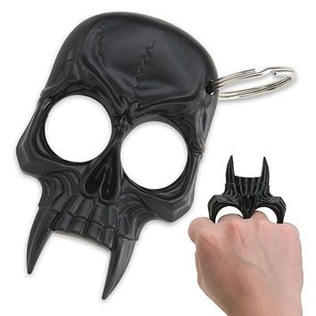 Keychain Defense - Demon Skull