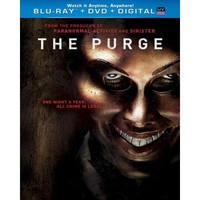 The Purge (2 Discs) (Includes Digital Copy) (UltraViolet) (Blu-ray/DVD) (W) (Widescreen)
