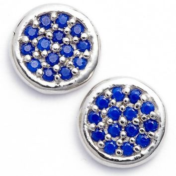 Argenta Vivo Cubic Zirconia Stud Earrings | Nordstrom